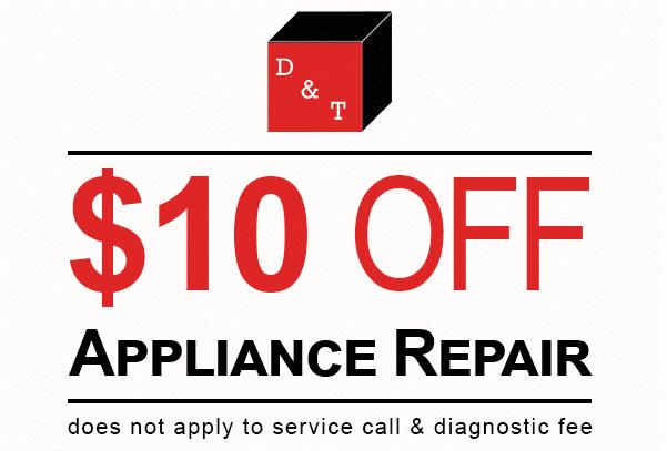 Appliance Repair Minneapolis & St  Paul Metro | D&T