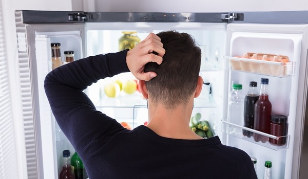 Refrigerator Runs Constantly