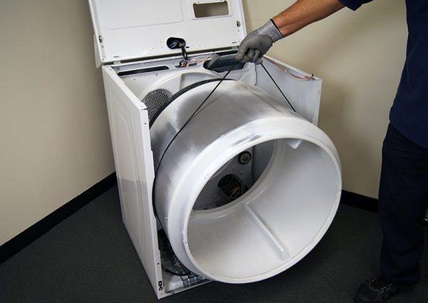 dryer squeaking drum bearing
