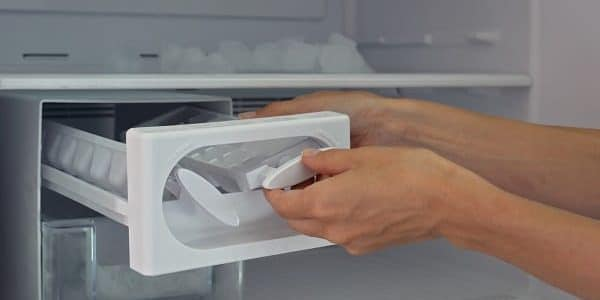 frigidaire ice maker not cycling