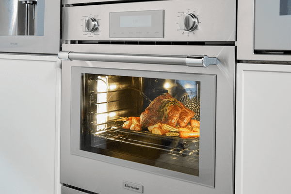 Thermador electric oven not heating up