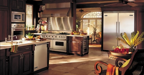 viking refrigerator clicking noise